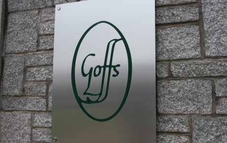 Goffs sign